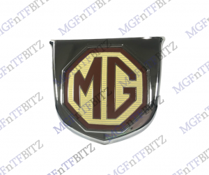 MGF Front Bumper Badge