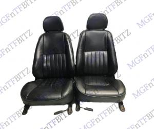 MGF MK1 Black Leather Seats