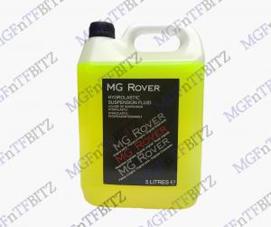 MG Rover MGF Hydragas Fluid at MGFnTFBITZ Glossop