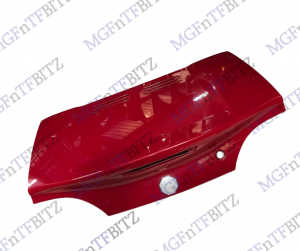 Boot Lid Rio Red