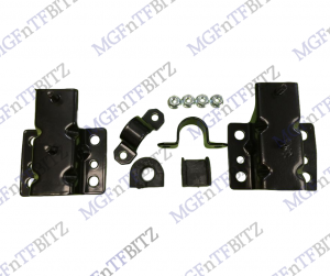 Rear Anti Roll Bar Bracket Set