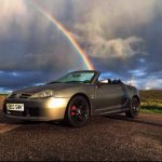 MG TF at the end of the rainbow MGFnTFBITZ Customer Car