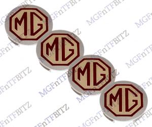 MG Wheel Centre Caps