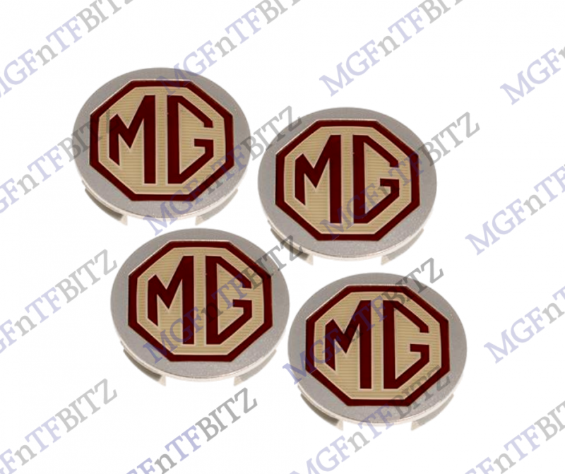 MG Wheel Centre Caps