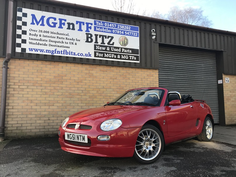 MGF Freestyle - Little Red