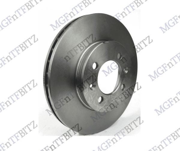 304mm Standard Front Discs