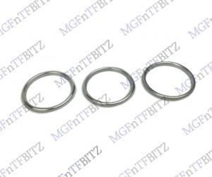 Aluminium Heater Dial Rings