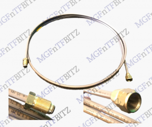 MGF MG TF LE500 Clutch Pipe Master to Slave front to rear clutch pipe STG100762 at MGFnTFBITZ