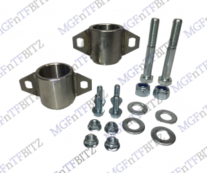 Uprated Stainless Subframe Mounts KGE000110