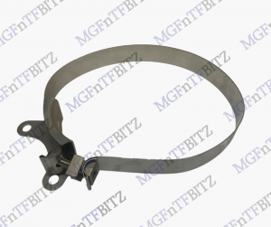 MGF MG TF LE500 Stainless Exhaust Strap WCU100870 MGFnTFBITZ