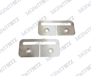 MG Stainless Steel Escutcheons