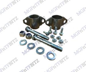 MG Stainless Subframe Mounts