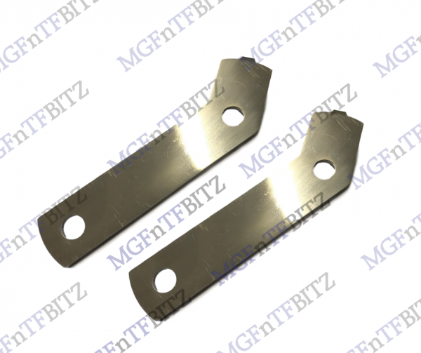 Stainless Steel Horn Brackets MGF MG TF LE500