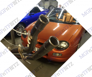 Stainless Underfloor Coolant Pipes