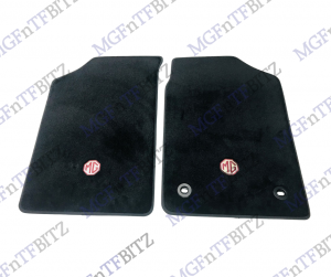 MG Logo Car Mats