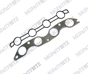 MGF MG TF Plastic Inlet & Exhaust Manifold Gasket Kit at MGFnTFBITZ