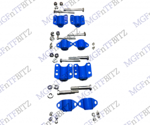 Blue Subframe Mount Set
