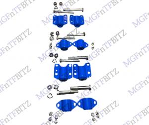 Blue Subframe Mount Set