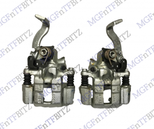 Rear Calipers with Carriers SMC000470 / SMC000460