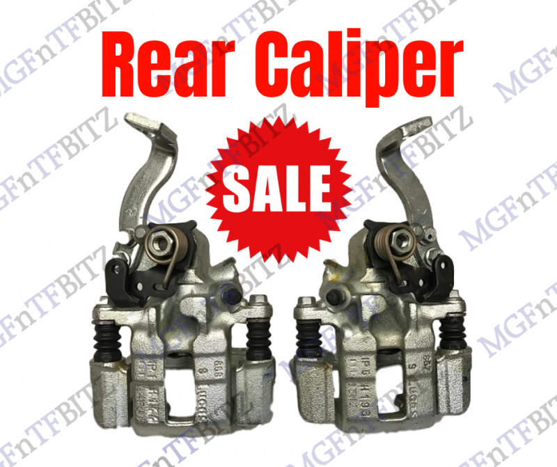 Rear Caliper Sale at MGFnTFBITZ