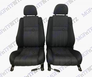 MGF MG TF Sebring Cloth Seats HBA000940PVD