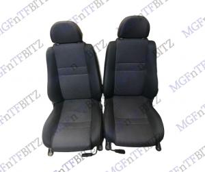 Sebring Black Cloth Seats