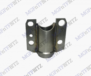 MGF MG TF Stainless Rear Subframe Mount KGE000071 fits Front & Rear Subframe at MGFnTFBITZ