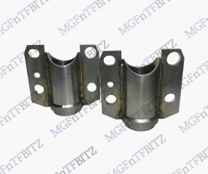 MGF MG TF Stainless Rear Subframe Mounts KGE000071 fits Front & Rear Subframe at MGFnTFBITZ