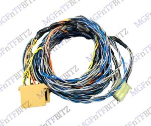 T-Bar Speaker Pod Wiring