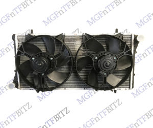 Radiator Assembly Twin Fan PCC001140