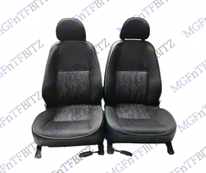 MGF Black Fusion Seats