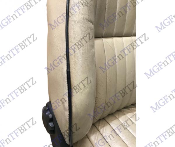 MGF MK1 Beige Leather Seats