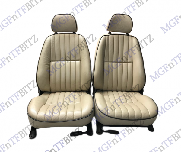MGF MK1 Leather Seats in Beige
