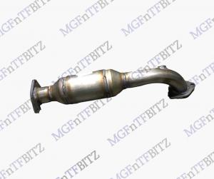 MGF MK2 MG TF Bent CAT Catalytic Converter at MGFnTFBITZ