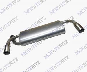 MGF MK2 MG TF LE500 Standard Exhaust - Mild Steel at MGFnTFBITZ Glossop