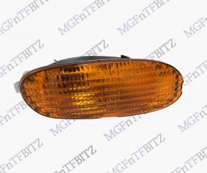 MGF OS RH Front Amber Orange Indicator XBD100641 at MGFnTFBITZ