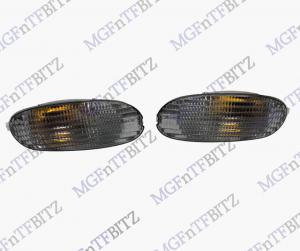 MGF Pair NS LH + OS RH Front Clear Indicators XBD101021 XBD101031 at MGFnTFBITZ