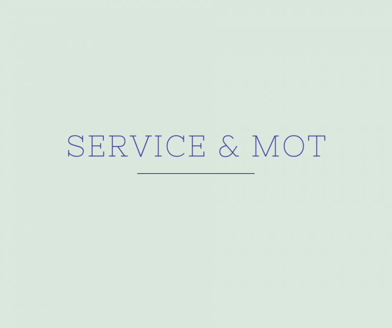 MGFnTFBITZ Service & MOT Logo