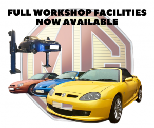 MGFnTFBITZ Full Workshop Facilities