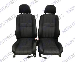 Black Sebring Cloth Seats