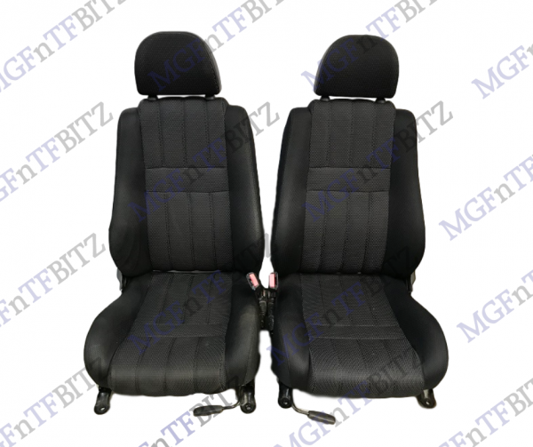 Black Sebring Cloth Seats