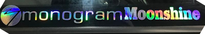Cars For Sale - Moonshine Monogram Banner