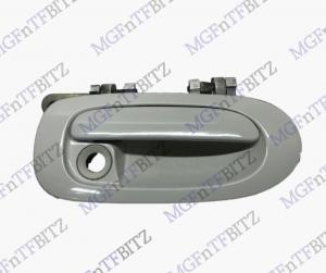 RH OS Drivers Door Handle White Diamond NAL CXB101740NAL at MGFnTFBITZ