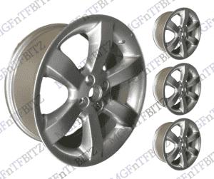 """16"""" 6 spoke Wheels RRC113740MNH"""