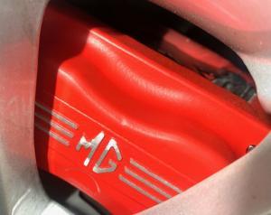 MG TF 135 Underbody Preservation - Brake Upgrade.3 - Mr  Mrs K - Royal Blue JFM at MGFnTFBITZ
