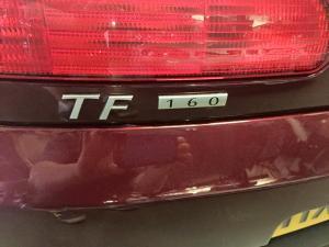 Bacchus TF 160 badge at MGFnTFBITZ