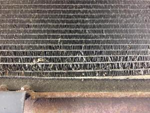 MG TF Bacchus 160 poorly radiator