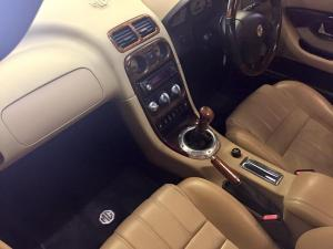 MG TF wood effect centre console and dash vents at MGFnTFBITZ