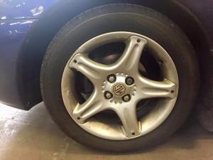 MGF MK1 VVC wheels