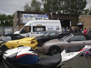 46.MGFs & MG TFs at Topless Around The Peak District Charity Run 2018 at MGFnTFBITZ raising money for UK Homes 4 Heroes
